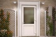 Готовые двери металлопластиковые. продажа от производителя