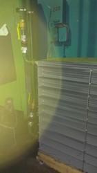 Теплообменник 321 кВт вода-воздух