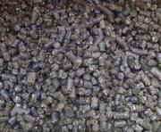 Топливные пеллеты из лузги подсолнечника от производителя