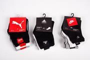Продам оригинальные спортивные носки ADIDAS NIKE PUMA