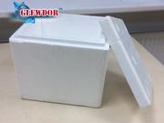 Цельформированный ящик из пенополистирола