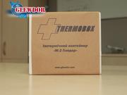 Мини-термобокс,  упаковка для медицины