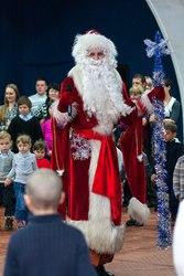 Экспресс поздравление от Деда Мороза и Снегурочки