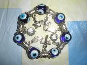 Продам новый, женский, красивый браслет с висюльками, в восточном  стиле.