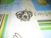 Продам женский, оригинальный, металлический, под серебро, браслет ЧЕРЕПАХА
