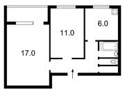 2-х комнатная квартира,  8 мин. от метро