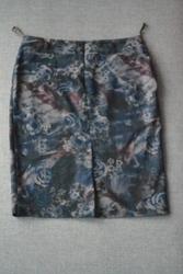 Продам цветную юбку стрейтч