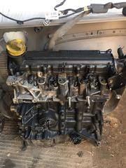 Двигатель рено кенго 1, 5Д !2006-2011г (переднестартерный)