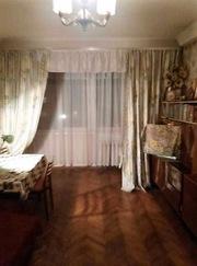 Трехкомнатная квартира , Соломенский р-н,  улица Златопольская 4к