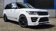 Lumma CLR SR для тюнинга Range Rover с установкой