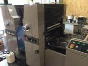 Печатная машина В3,  2 краски