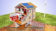Дома нового поколения. Полная энергонезависимость дома.