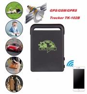 GPS/GSM/GPRS Персональный мини трекер Mini Tracker TK-102B мониторинг