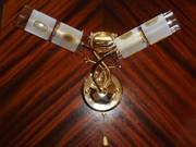Продам два новых двухрожковых  настенных светильника