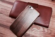 Авторские деревянные чехлы для IPhone 6/6s