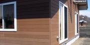 Сайдинг из  ДПК древесно-полимерный композит Тардекс,  Хольцдорф (Укр