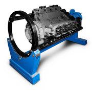 Стенд Р776Е стапель для ремонта разборки сборки двигателя с ручным при