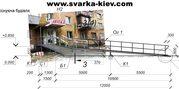Сварочные работы,  ворота,  заборы,  козырьки,  крыши Киев.