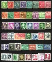 Продам почтовые марки США.