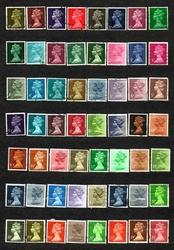 Продам почтовые марки Англии.