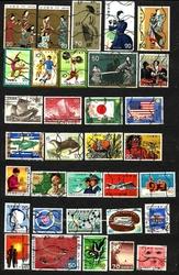 Продам почтовые марки Японии.