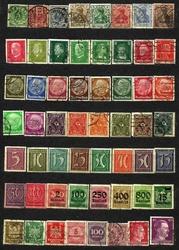 Продам почтовые марки Германия рейх.