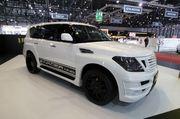 Invader N40 для тюнинга Nissan Patrol с доставкой