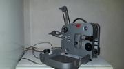 Кинопроектор ЛУЧ -2 – 2Х8-мм СССР