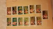 Продам почтовые марки Кубы (оптом)