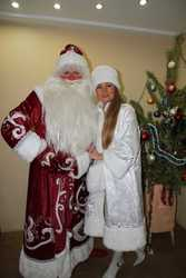 Дед Мороз вызов заказ визит Киев