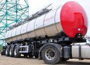 Доставка наливных грузов автоцистернами