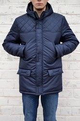Зимняя куртка парка пуховик мужская вся Украина