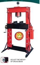 ТL0500-6Пресс гидравлический напольный  50т  2-х скоростной насос лебе