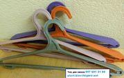 Вешалки-плечики пластиковые от производителя