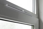 Приточно-вентиляционный  клапан – проветриватель New Air на пластиковы