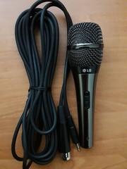 Продам новый динамический микрофон LG IMP 600 модель JHC-1 (в упаковке
