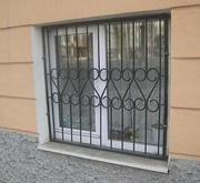 Решетки на окна.металлические, под заказ