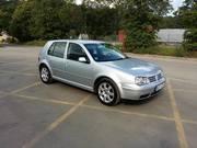 Продам отличный автомобиль VW GOLF,  1.6 2003