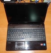 Ноутбук Sony vaio vpcee23fx