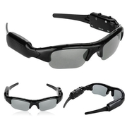 Солнцезащитные умные очки с цифровой НD камерой аудио-видеорегистратор