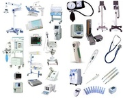 Ремонт медицинского оборудования,  медтехника. ИВЛ(ШВЛ),  кардиограф