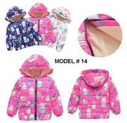 Детская демисезонная куртка на меху
