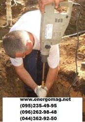 Монтаж заземления, испытание контура заземления, протоколы измерений для