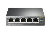 Новый гигабитный коммутатор TP-Link TL-SG1005P с PoE портами