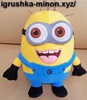 Мягкая игрушка Миньон 25 см