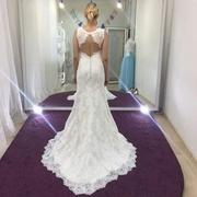 Свадебное платье (б/у)