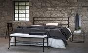 Кровать кованая Локис