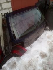 Крышка багажника на VW Golf4