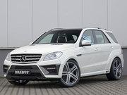 Brabus для Mercedes ML-class (W166)