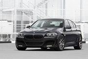 Пакет обвесов Lumma CLR 500 для тюнинга BMW 5-й серии M5 F10